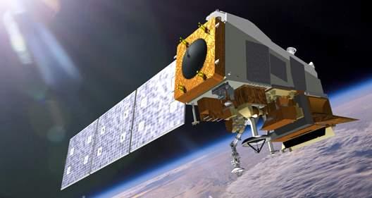NOAA極軌氣象衛星監測美國空污指數